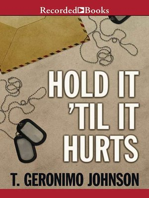 cover image of Hold It Til It Hurts